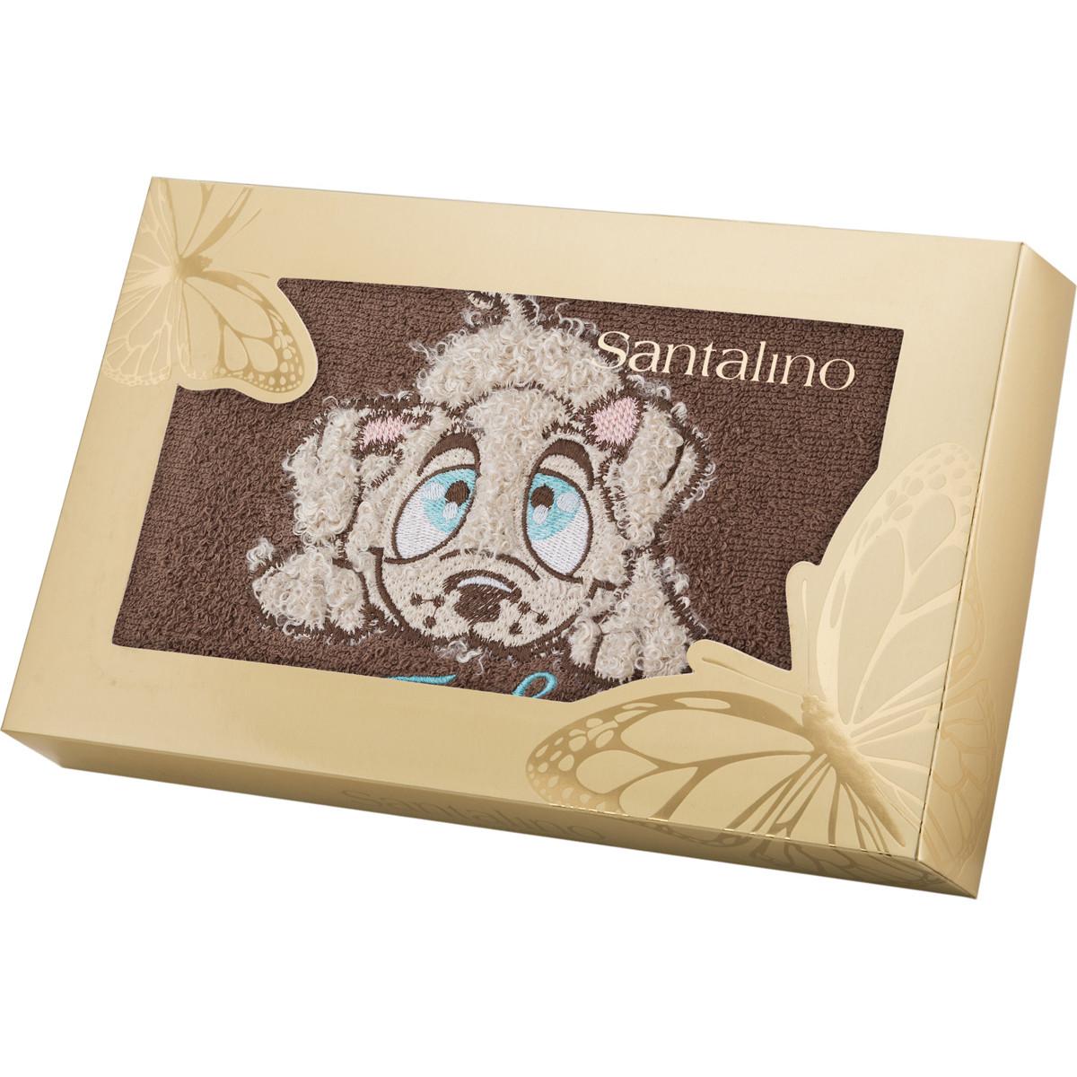 Полотенца Santalino Детское полотенце Buck  (40х70 см) полотенца santalino полотенце shulamite 40х70 см