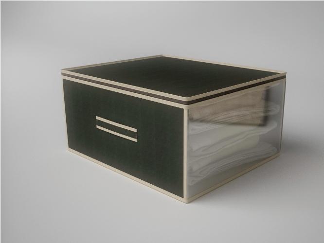 {} CoFreT Кофр для хранения Классик Цвет: Черный (30х50х60 см) кофр стеллажный для хранения вещей valiant vintage 2 секции 50 x 30 x 20 см