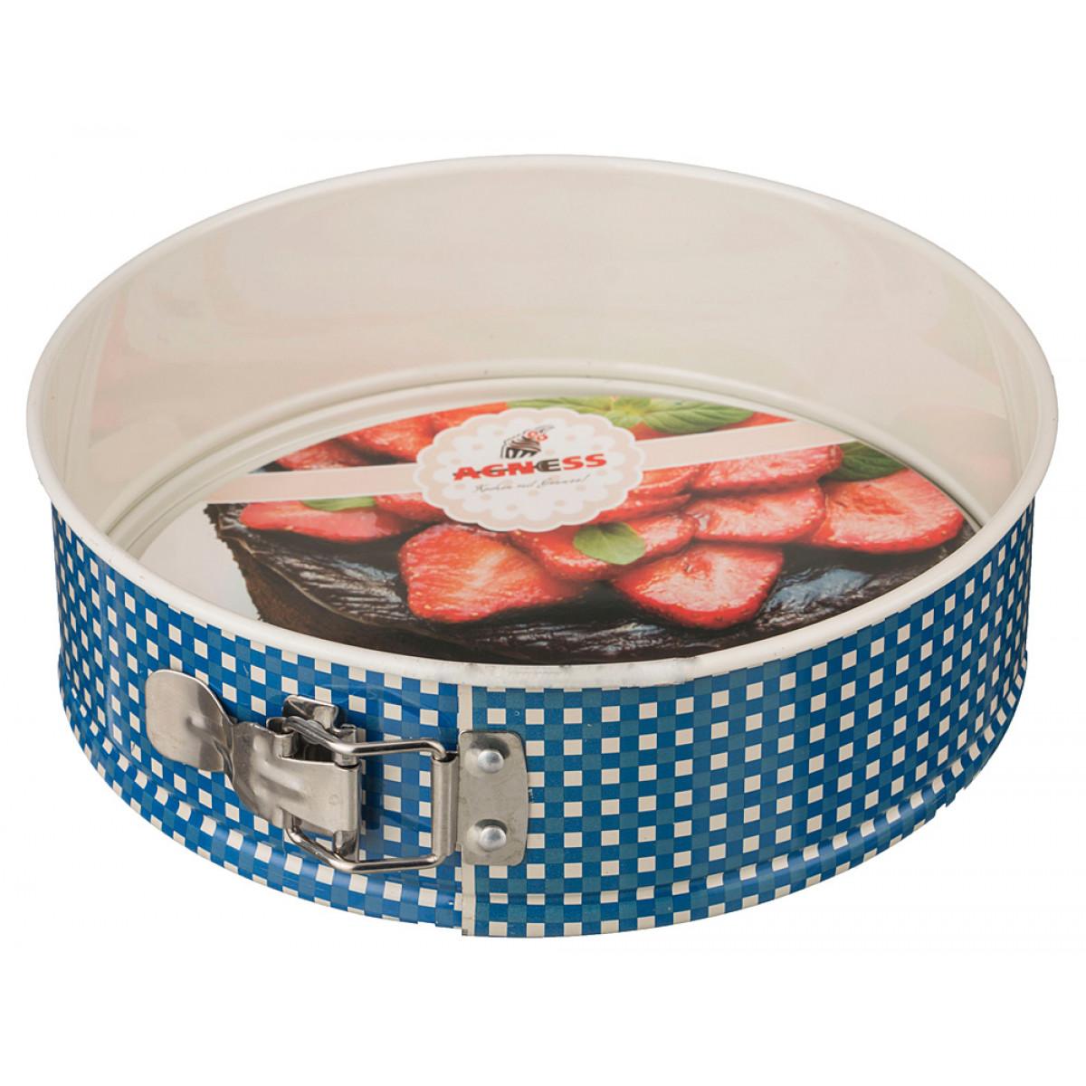 {} Agness Форма для выпечки Maximillian (7х20 см) italwax полоска для депиляции 7х20 см 20 шт 1 упаковка