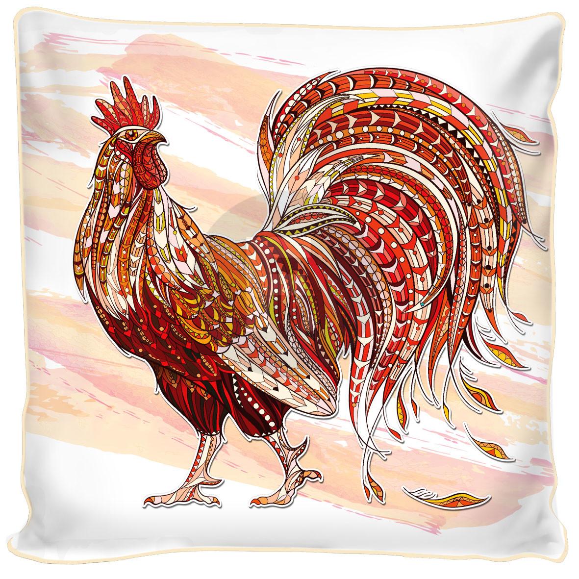 Декоративные подушки Fototende Декоративная подушка Петушок (45х45)