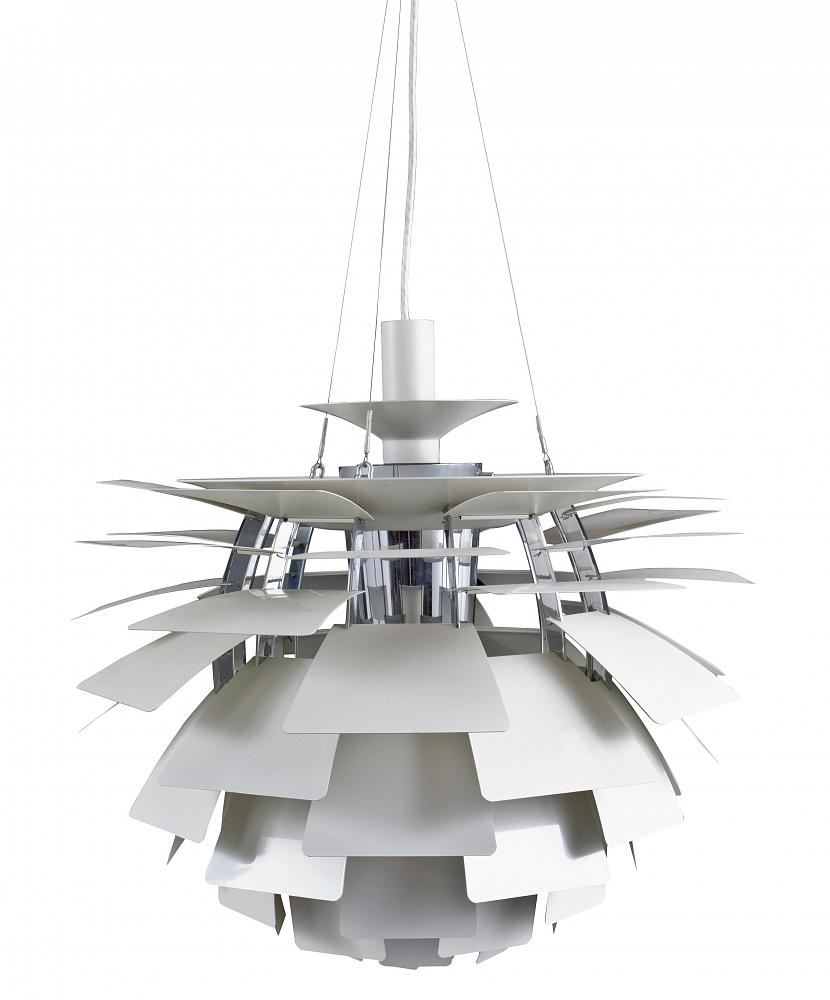 {} CRYSTAL LIGHT Подвесной светильник Lila Цвет: Белый (72 см) светильник подвесной maranga d32 белый