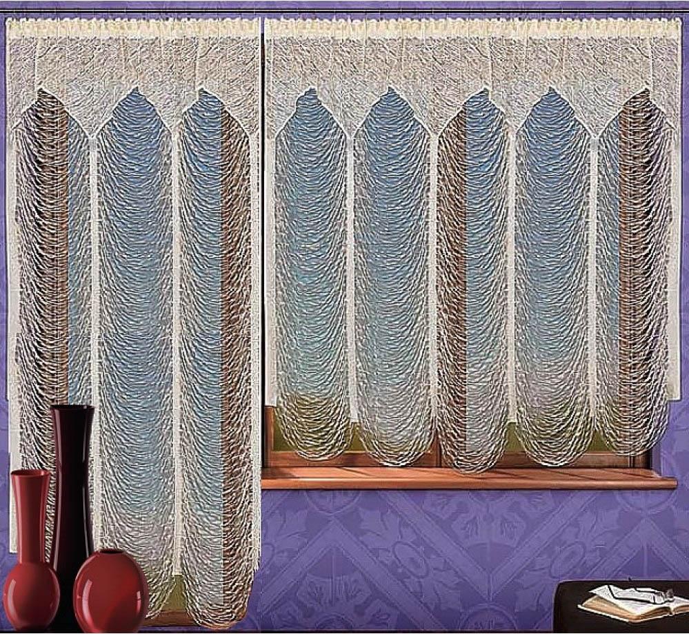 Шторы Wisan Нитяные шторы Marinario шторы wisan нитяные шторы mirabella