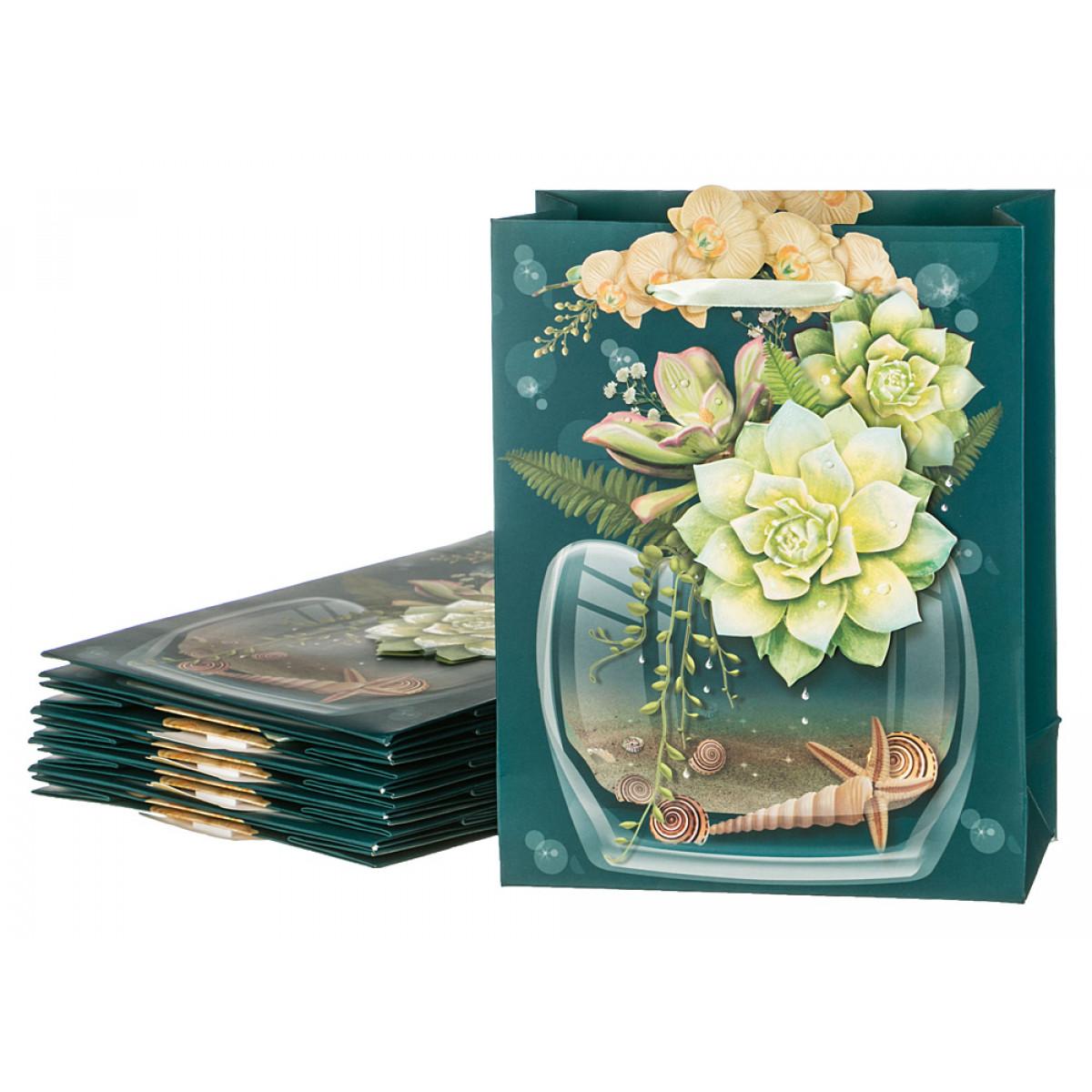 {} Lefard Пакет подарочный Amethyst (10х23х33 см - 10 шт) lefard пакет подарочный luvinia 7х14х16 см 10 шт