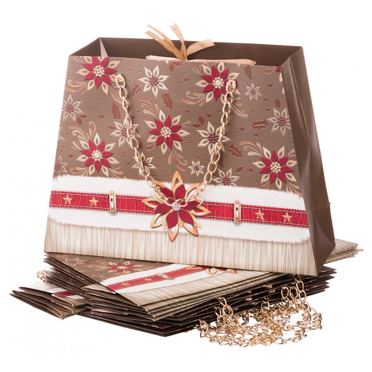 купить {} Lefard Пакет подарочный Claud  (10х23х32 см - 10 шт) дешево