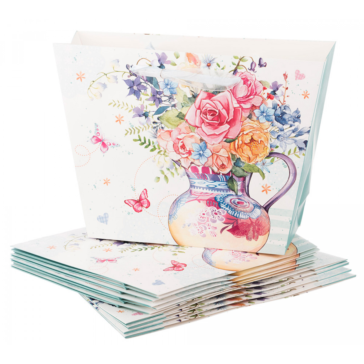 {} Lefard Пакет подарочный Natalie (10х23х32 см - 10 шт) natalie merchant natalie merchant paradise is there the new tigerlily recordings 2 lp