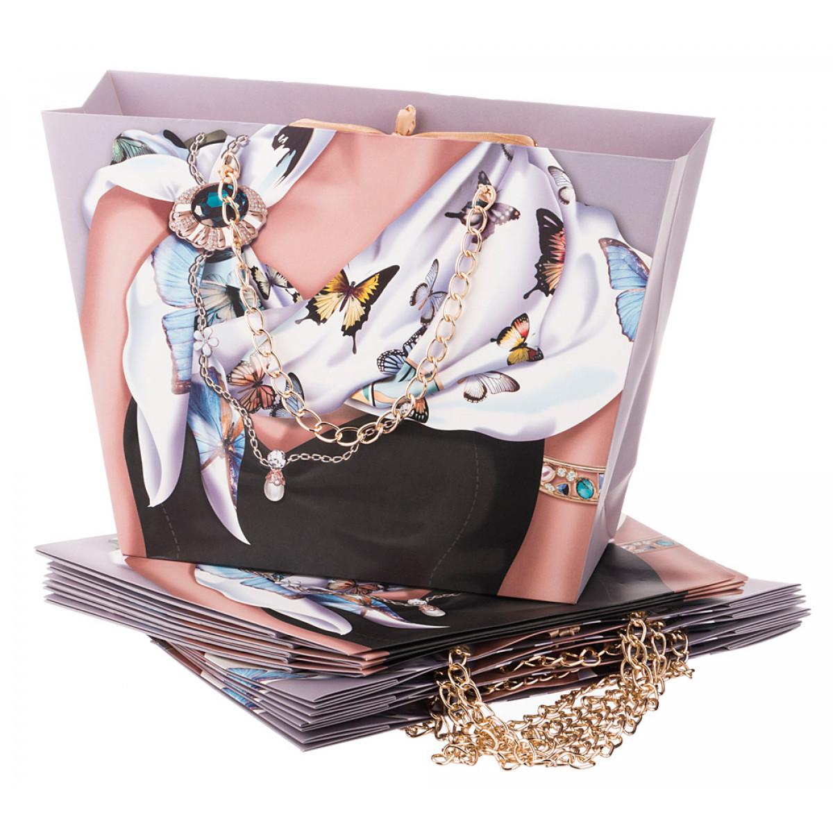 {} Lefard Пакет подарочный Aldon (10х23х32 см - 10 шт) lefard пакет подарочный luvinia 7х14х16 см 10 шт