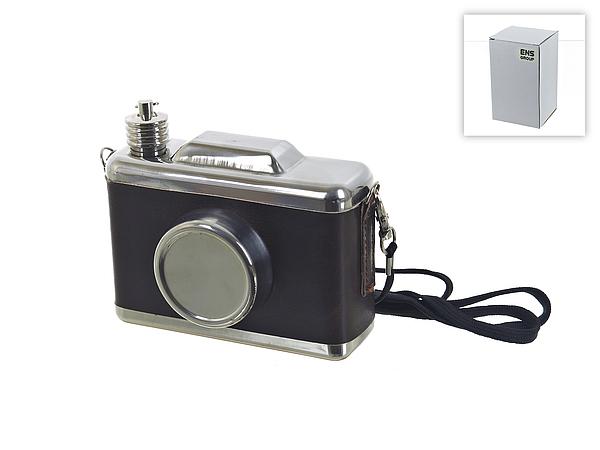 {} ENS GROUP Фляга Фотоаппарат (6х11х12 см) фотоаппарат