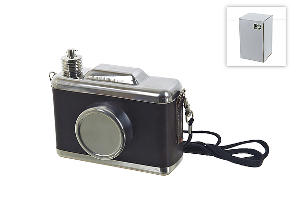 {} ENS GROUP Фляга Фотоаппарат (6х11х12 см) подставка под ложку ens group лето в европе