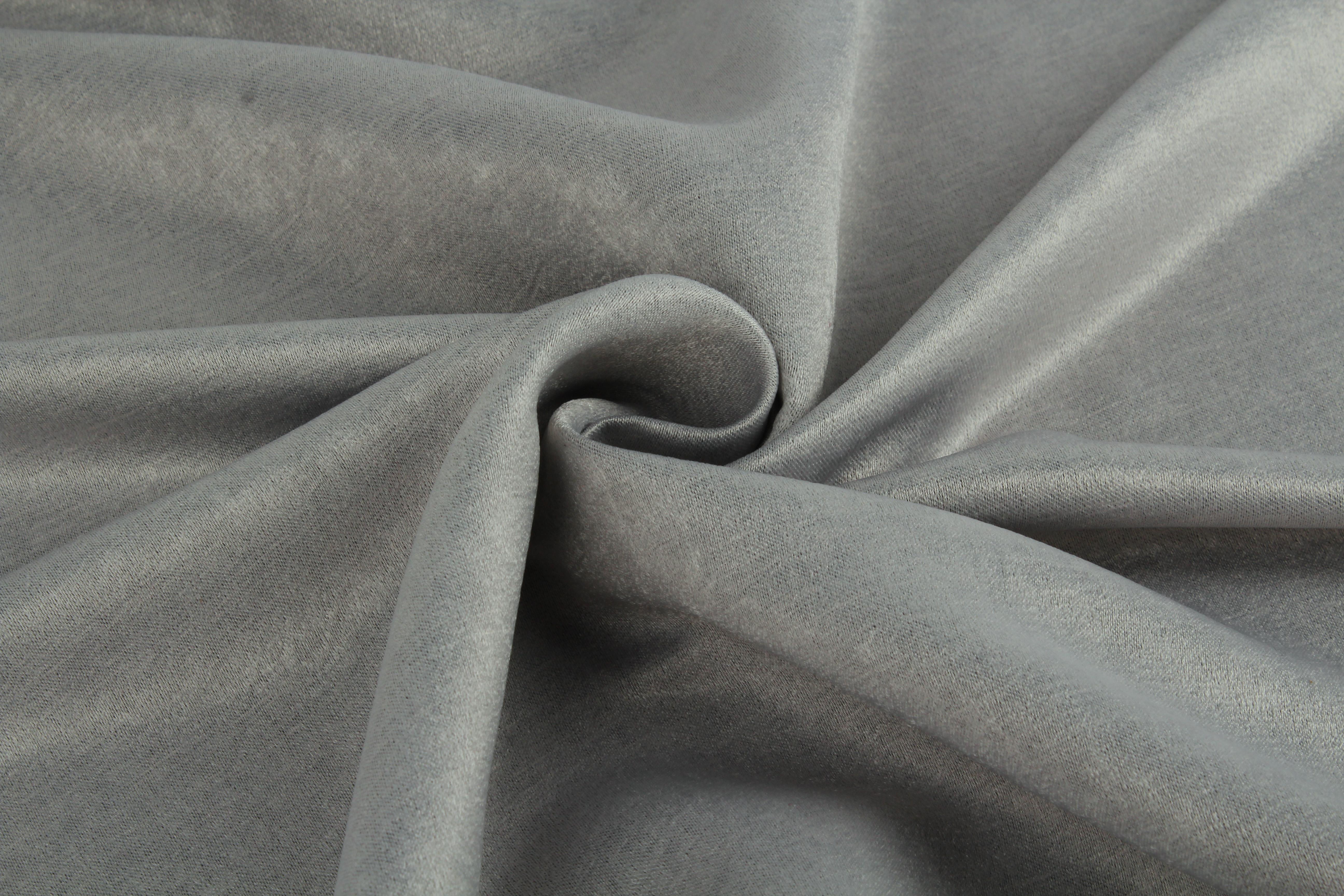 {} TexRepublic Материал Портьерная ткань Palette Цвет: Серый серый вислоухий котнок цена