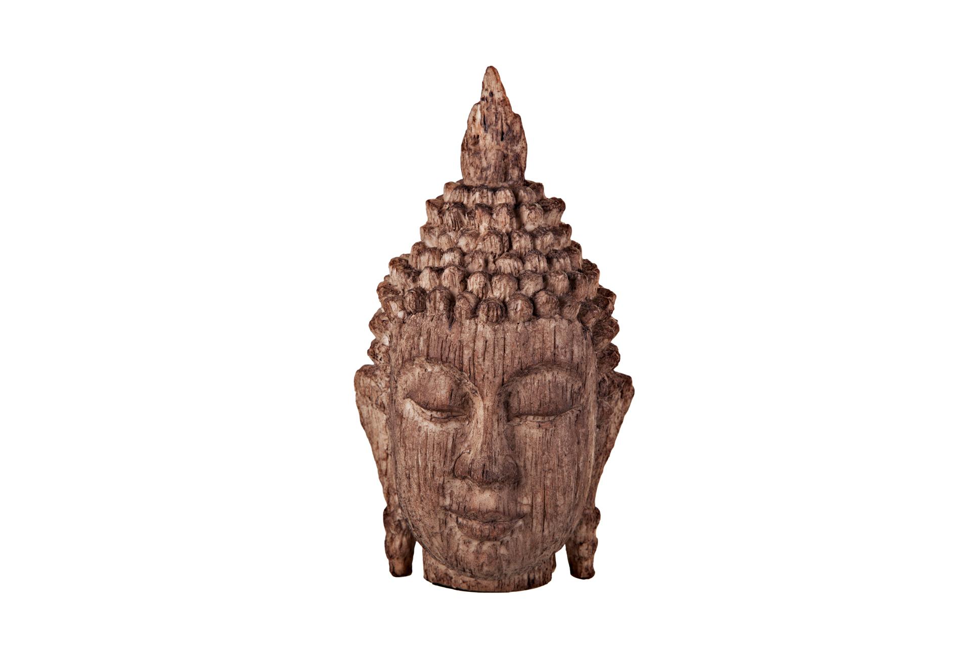 {} ARTEVALUCE Статуэтка Голова Будды (11х12х20 см) статуэтка африканка федерация статуэтка африканка