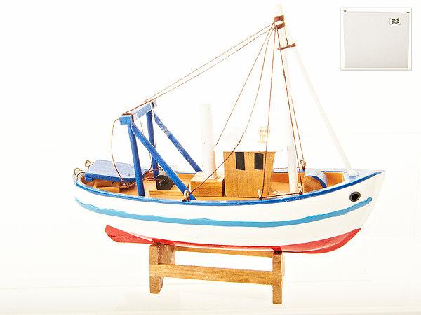 {} ENS GROUP Модель Рыболовное Судно (17х19 см) ens group кашпо toya 12х12 см