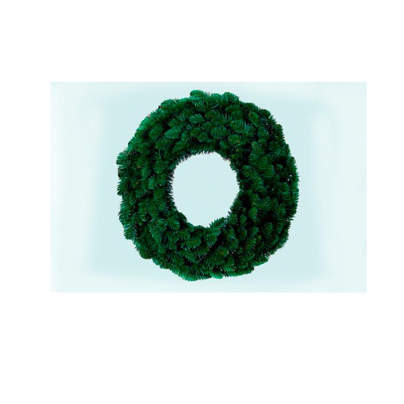 {}  Венок Горный Цвет: Зеленый (60 см) подарочный набор еловый венок павловопосадский платок хохломские напевы в шкатулке