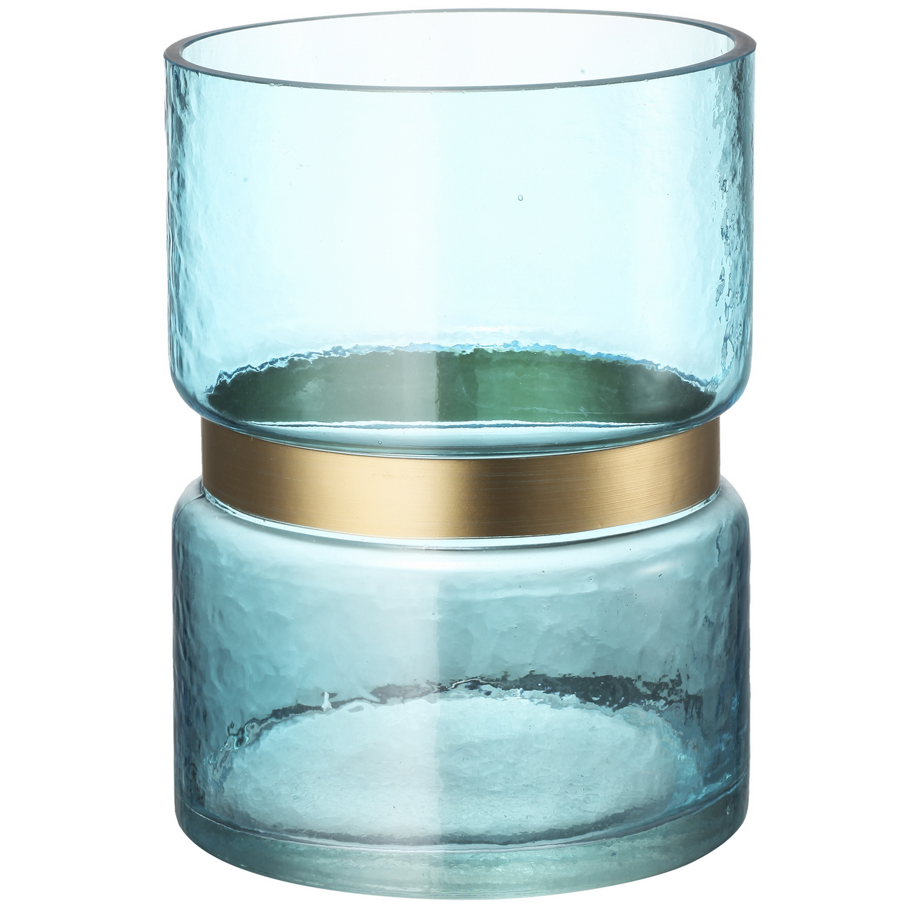 {} ARTEVALUCE Ваза Sefa Цвет: Голубой (15х20 см) artevaluce ваза ria цвет оранжевый 13х13х41 см
