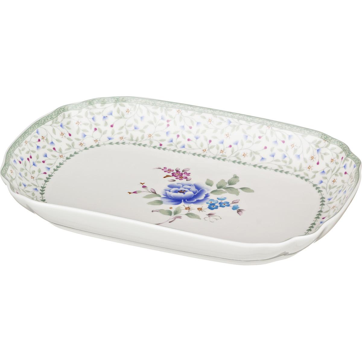 {} Lefard Блюдо-шубница Densita (17х25 см) блюдо шубница корейская роза 29 18 5 см