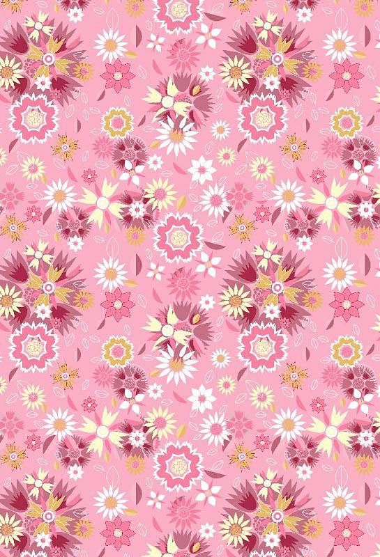 Скатерти и салфетки StickButik Скатерть Розовое Поле (120х120 см) скатерти и салфетки tango салфетки 1001 ночь 80х80 см