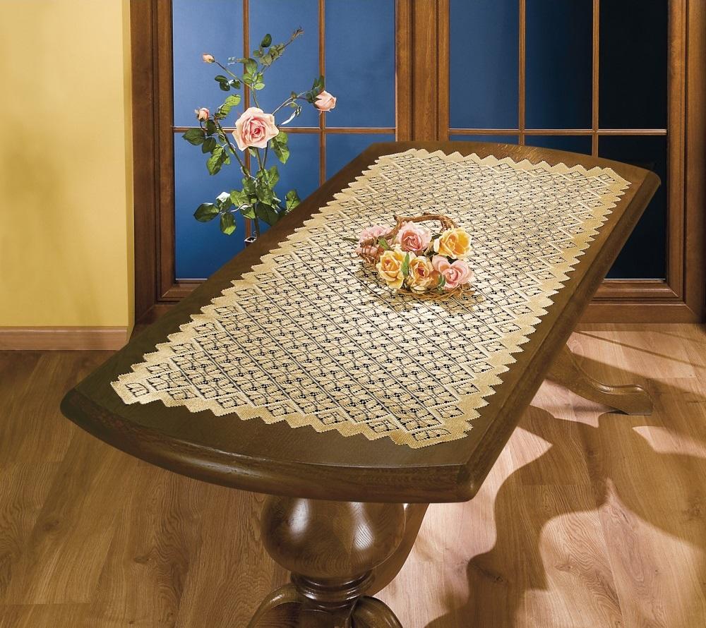{} Wisan Дорожка на стол Janko (60х120 см) wisan салфетка дорожка кшиштов цвет золотистый 60х120 см