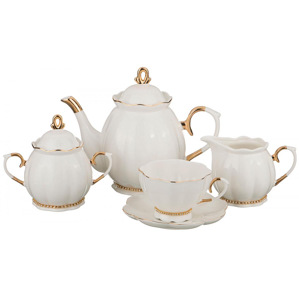 {} Lefard Сервиз Grady (Набор) creative набор для творчества украшаем чайный сервиз