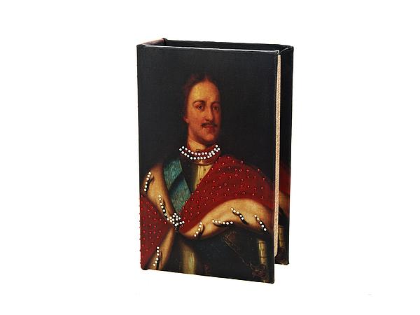 {} ENS GROUP Шкатулка Мужской Портрет (5х11х17см) свадебная книга ens свадебная книга