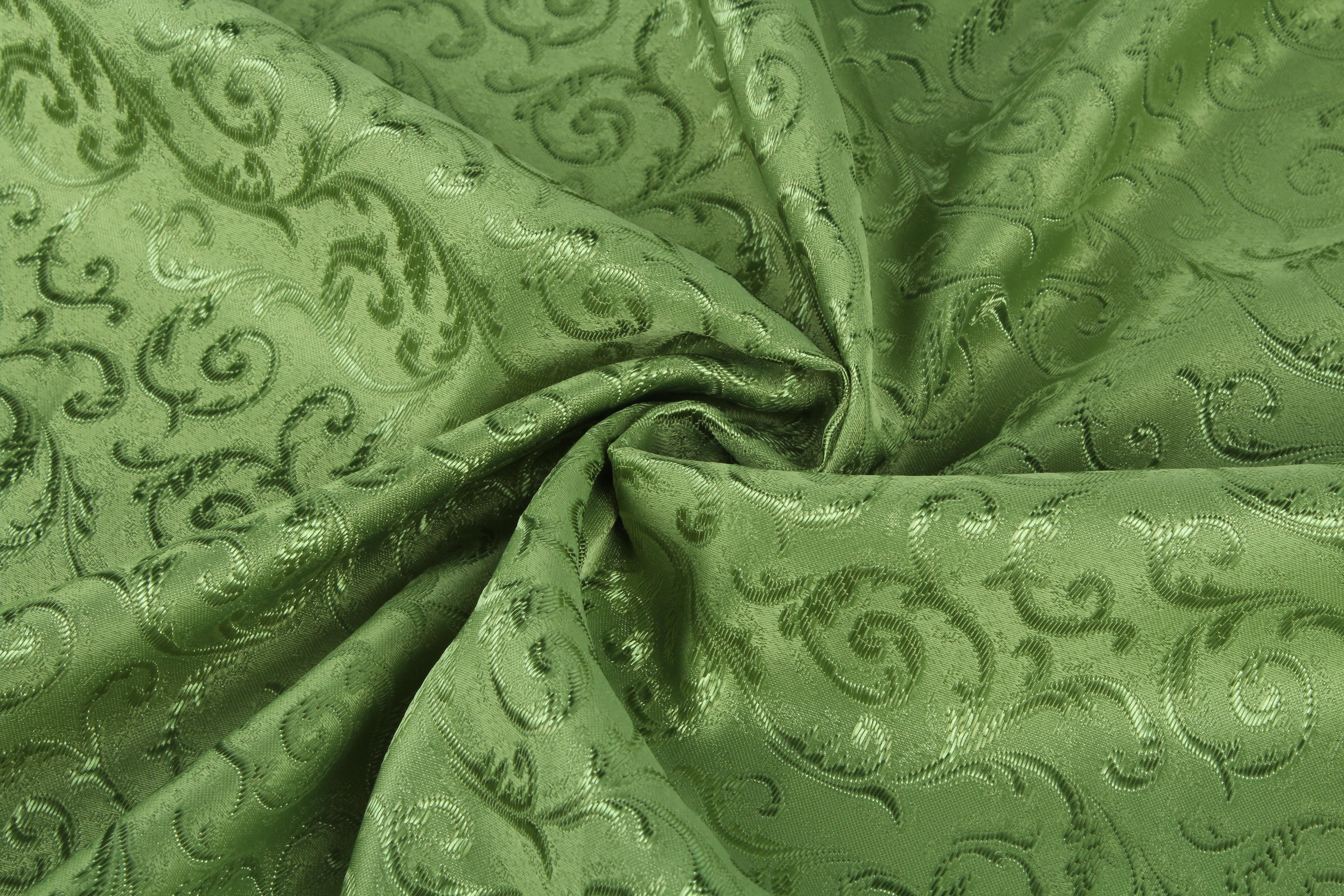 {} TexRepublic Материал Жаккард Versal Цвет: Зеленый versal фотообои v 105