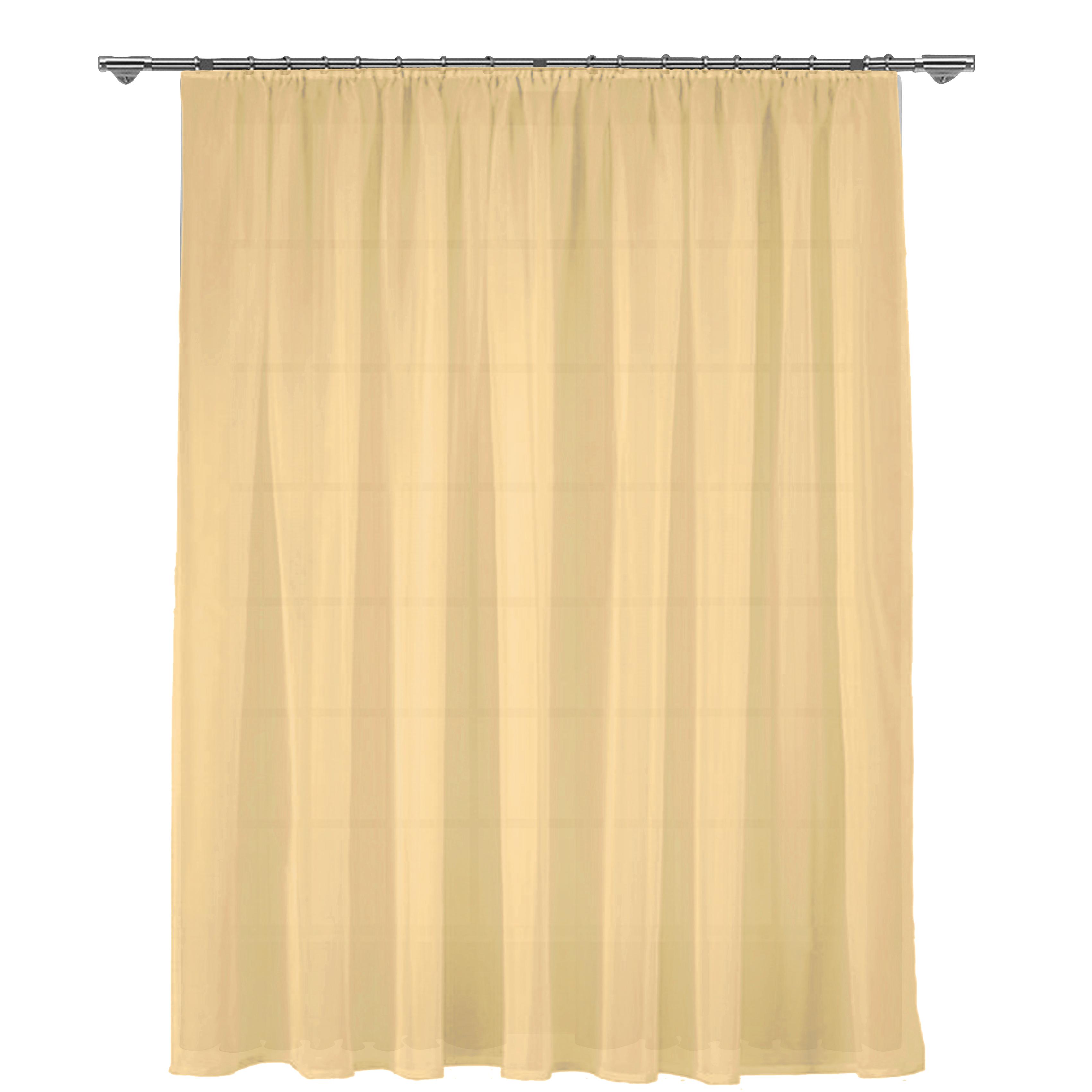 Шторы Amore Mio Классические шторы Shyann Цвет: Персиковый шторы tac классические шторы winx цвет персиковый 200x265 см