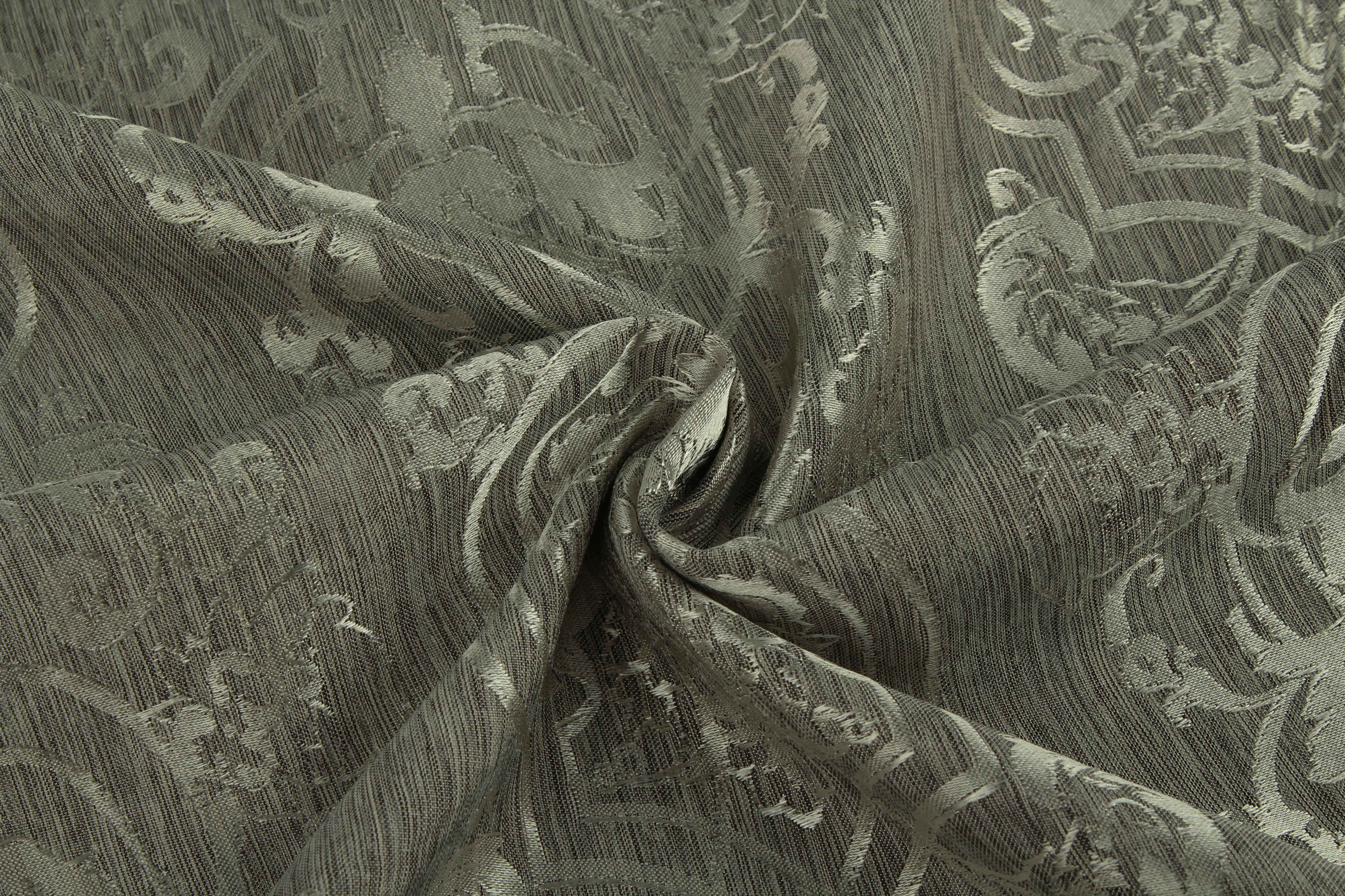 {} TexRepublic Материал Жаккард Pirs Цвет: Серый серый вислоухий котнок цена