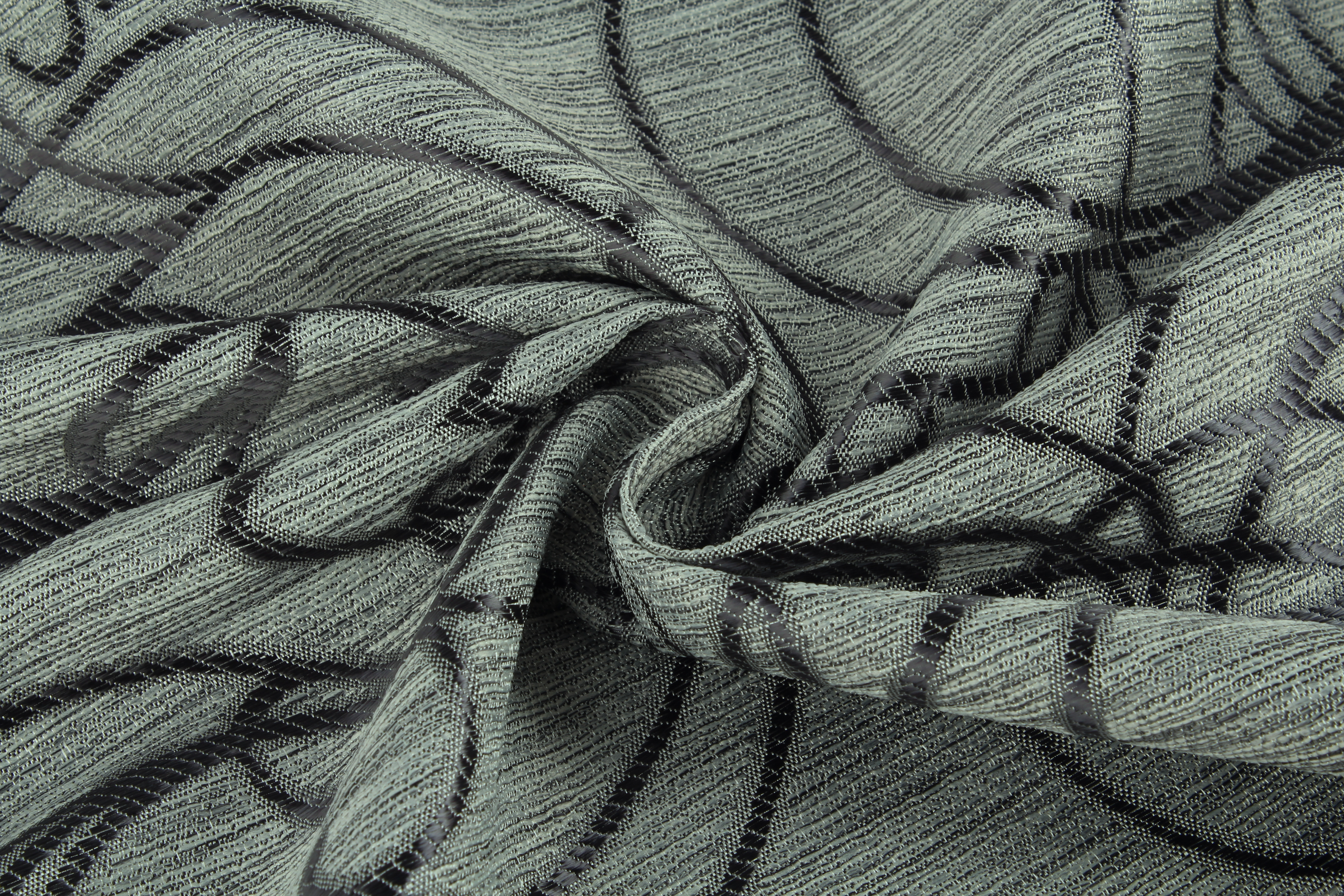 {} TexRepublic Материал Жаккард Romance Цвет: Серый серый вислоухий котнок цена