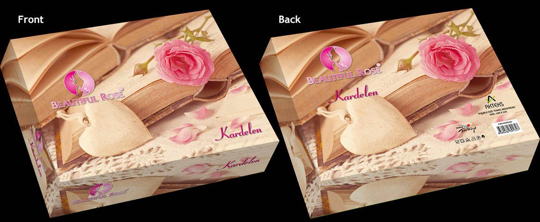 {} Beautiful Rose Покрывало-простыня Kardelen Цвет: Розовый (200х220 см) beautiful darkness