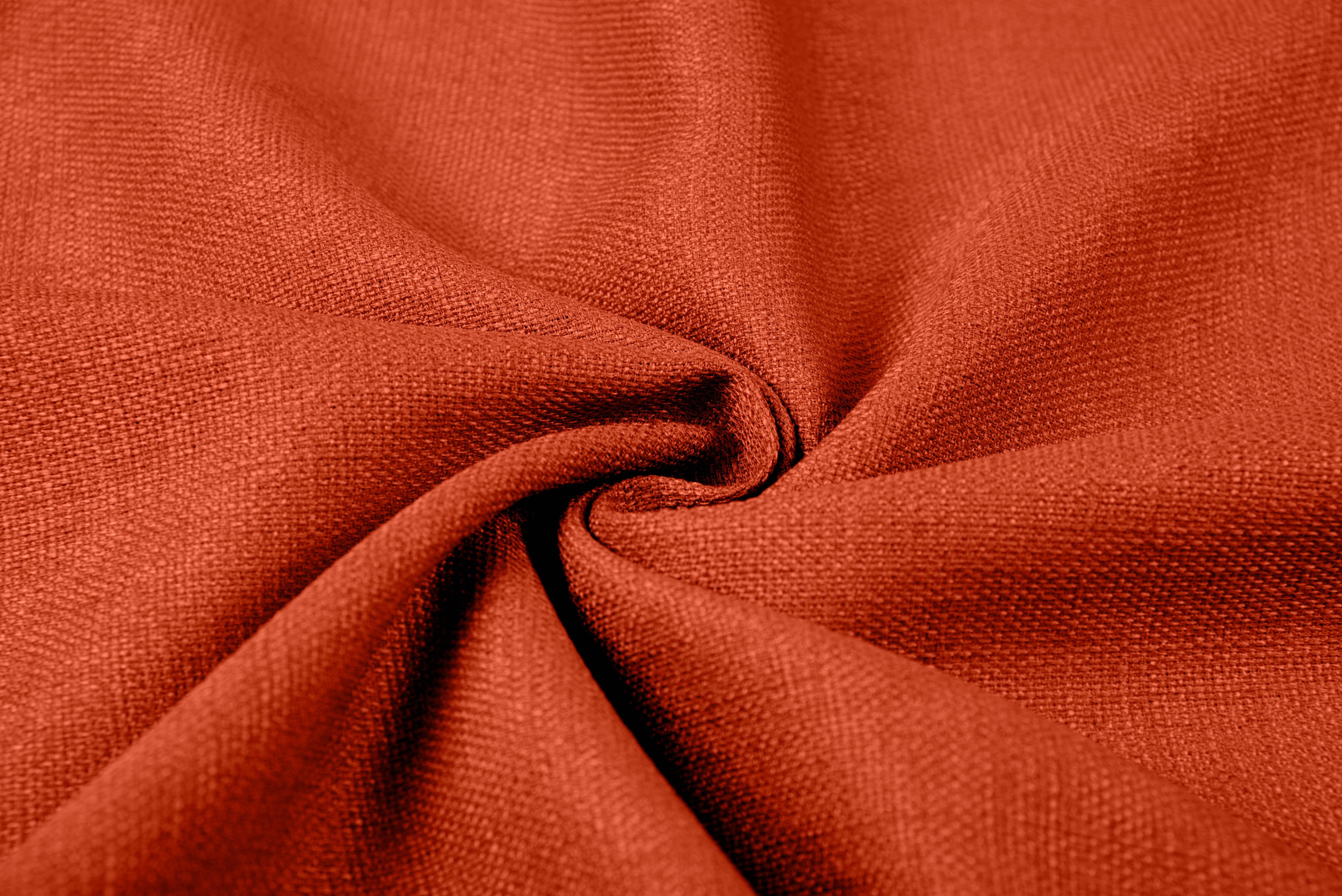 {} TexRepublic Материал Портьерная ткань Tough Цвет: Терракотовый
