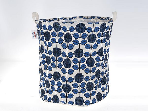 {} White CLEAN Корзина Linette (40х43 см) white clean коробка для хранения malon 15х15х30 см