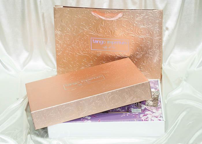 Постельное белье Tango Постельное белье Hayat  (2 сп. евро)