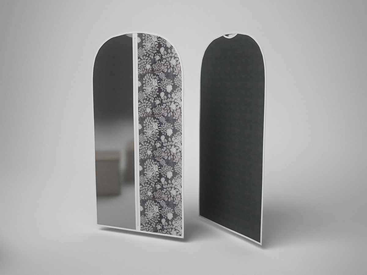 {} CoFreT Чехол для одежды Метелица (60х100 см)