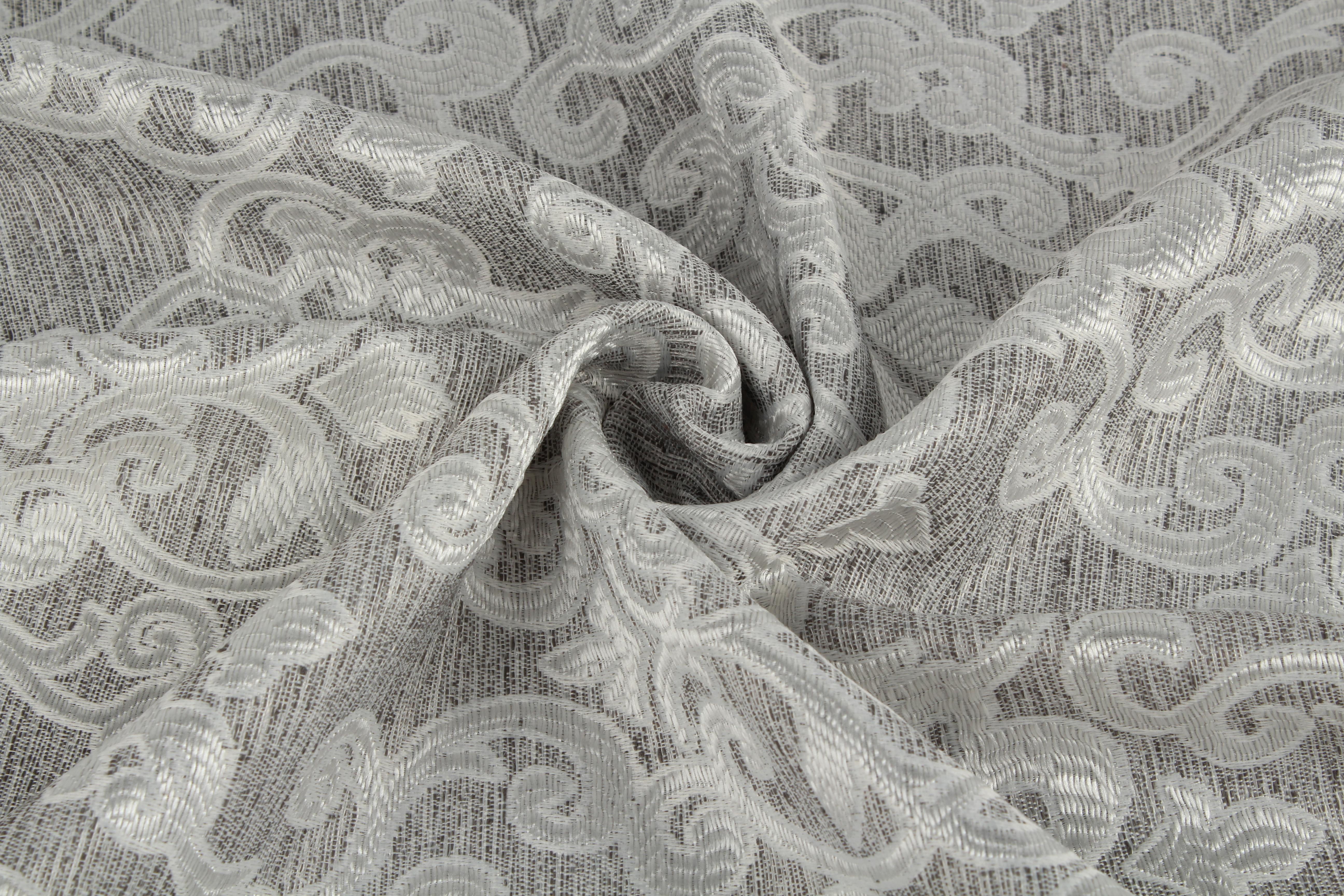 {} TexRepublic Материал Жаккард Spring Цвет: Серый серый вислоухий котнок цена