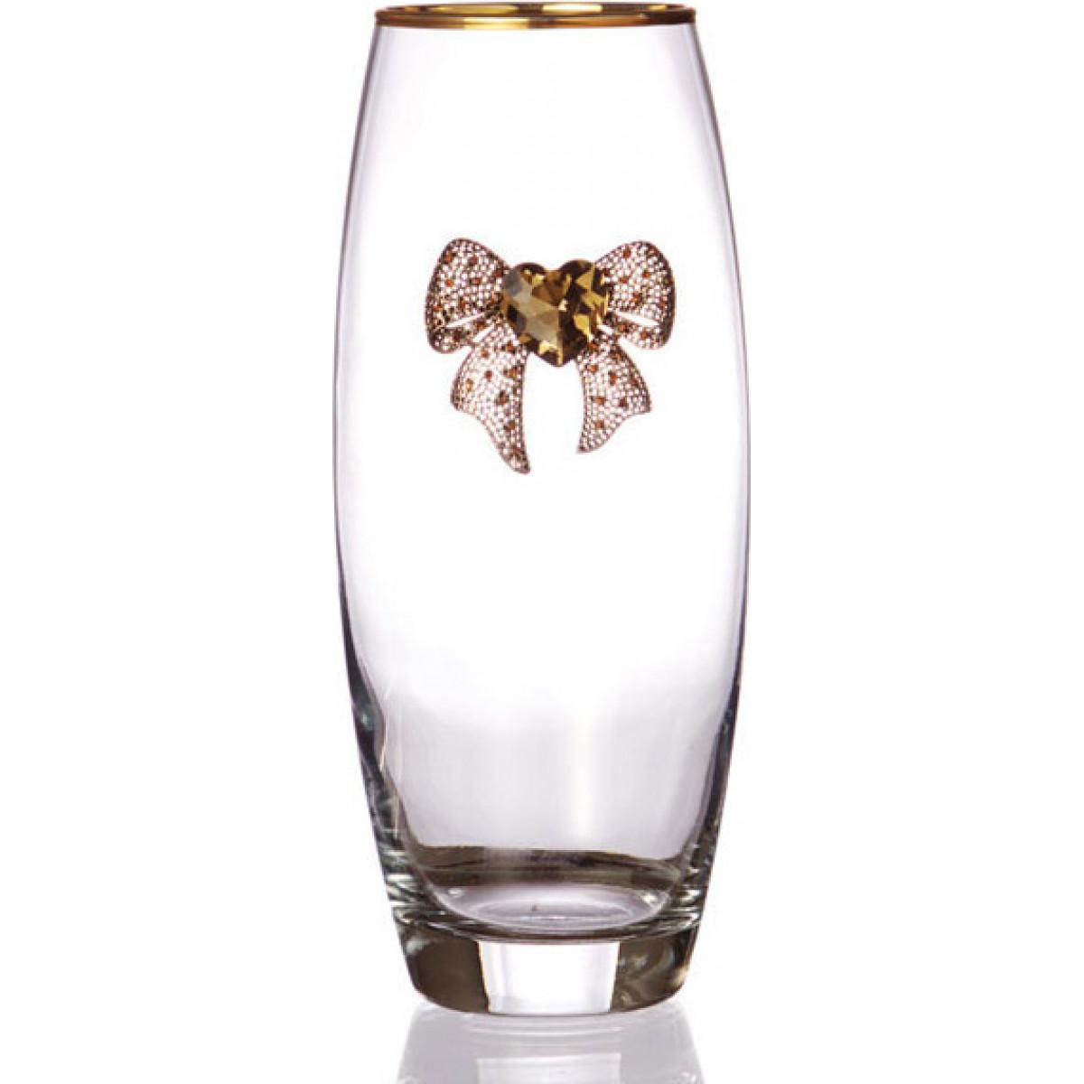 {} Arti-M Ваза Lambart  (26 см) ваза кружева цветов 26 см