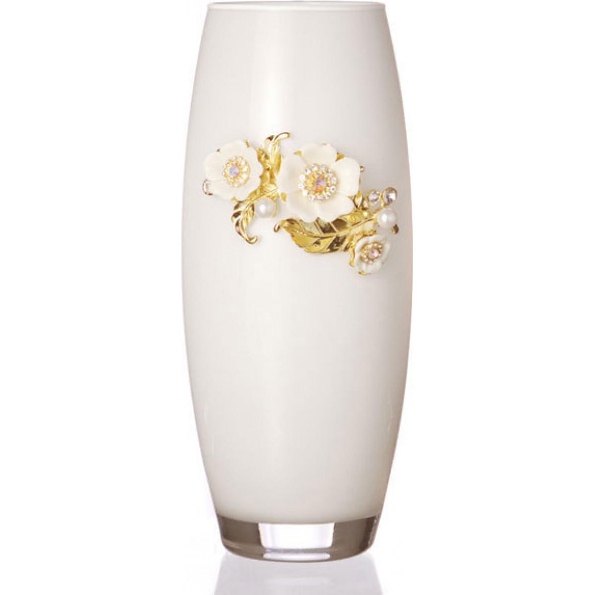 {} Arti-M Ваза Moreen  (26 см) ваза кружева цветов 26 см