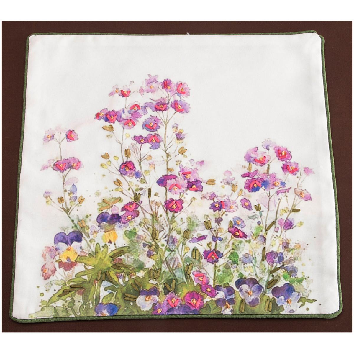 Декоративные подушки Santalino Декоративная наволочка Lillia  (40х40) кеды кожаные lillia lola