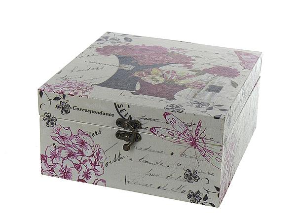 {} ENS GROUP Шкатулка Цветочный Коктейль (Набор) ens group шкатулка чайная роза 10х18х18 см