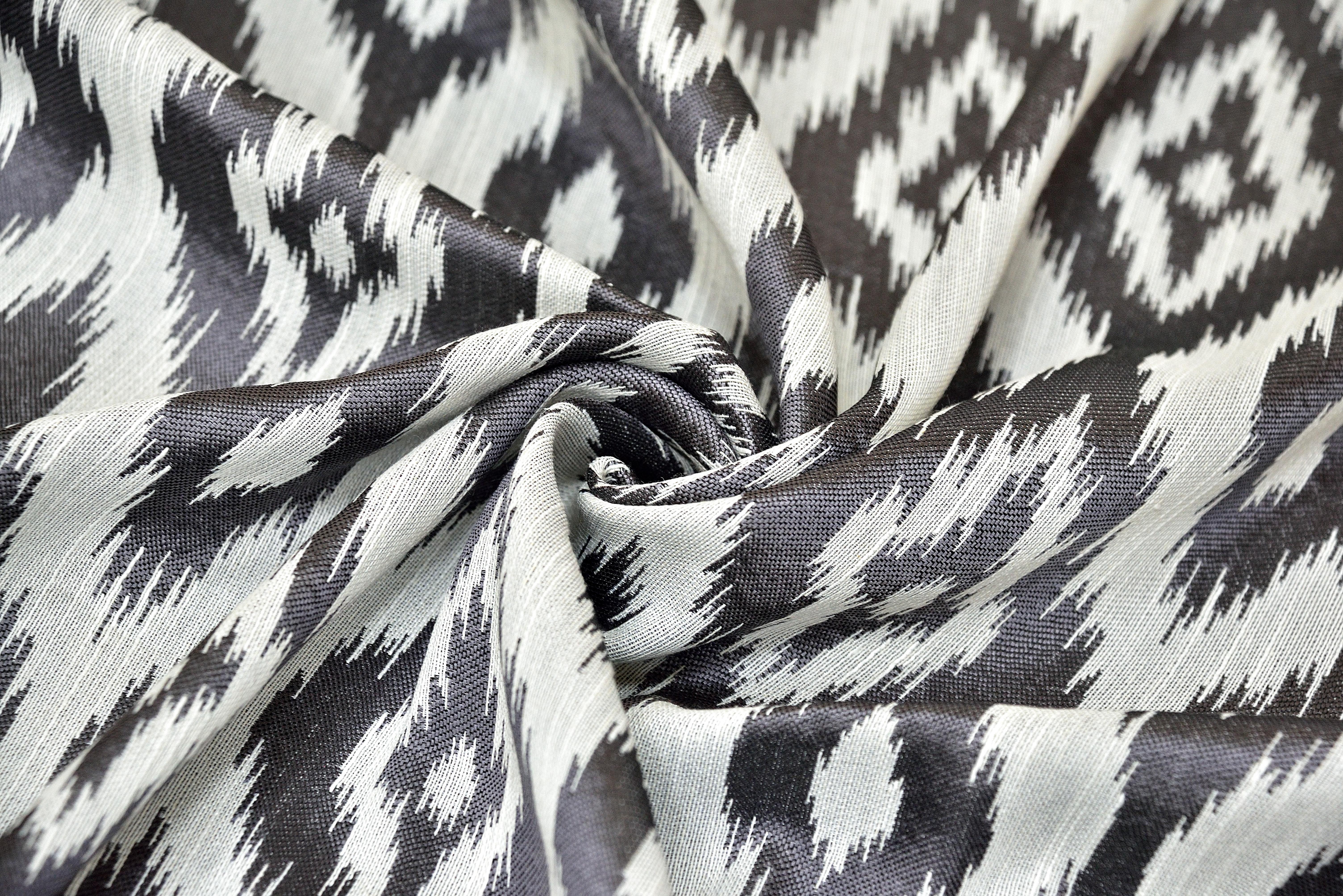 {} TexRepublic Материал Жаккард Diamond Цвет: Серый серый вислоухий котнок цена