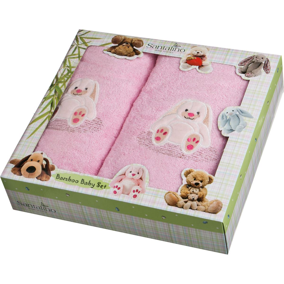 Полотенца Santalino Детское полотенце Aura  (50х90 см,70х140 см) bravo полотенце детское пони 33 x 70 см 1089
