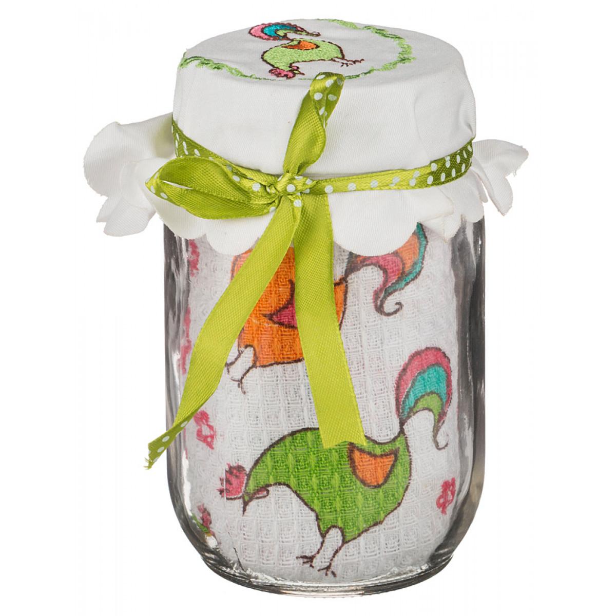 Рукавицы, прихватки, фартуки Santalino Кухонный набор Kerensa рукавицы прихватки фартуки karna кухонный набор jools цвет абрикосовый
