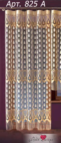 Шторы Wisan Классические шторы Рената Цвет: Золотистый шторы wisan классические шторы гражиана цвет золотистый