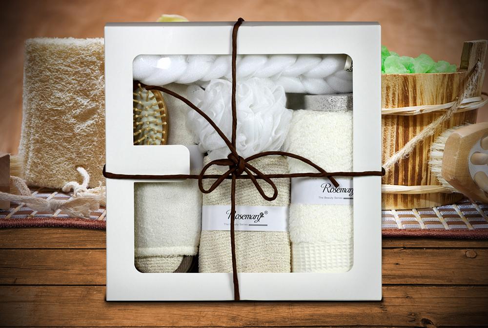 {} Tango Набор для ванной Adena Цвет: Белый (Набор) полотенца tango полотенце merrill 75х150 см