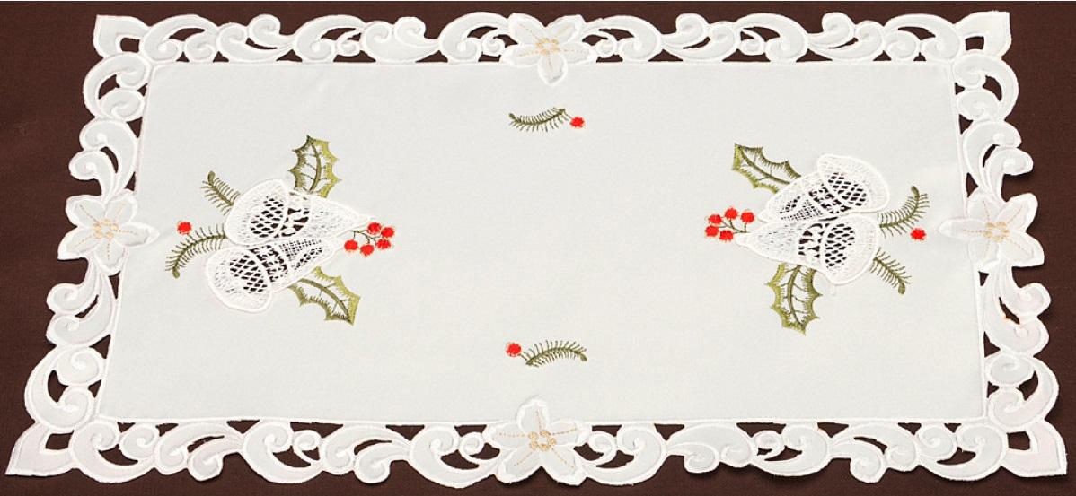 Скатерти и салфетки Santalino Салфетки Sandra  (30х50 см) скатерти и салфетки santalino скатерть lysander 140х180 см