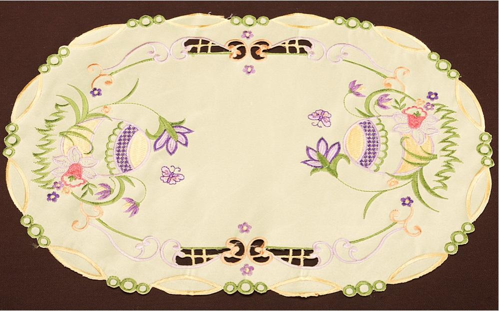 Скатерти и салфетки Santalino Салфетка Abby (30х45 см)