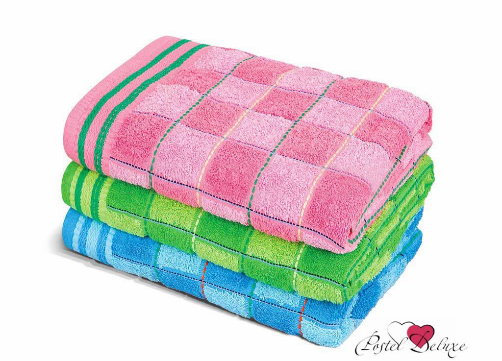 Полотенца Soavita Полотенце Шахматы Цвет: Зеленый (45х90 см) полотенце кухонное soavita цвет светло зеленый 40 х 60 см 48803