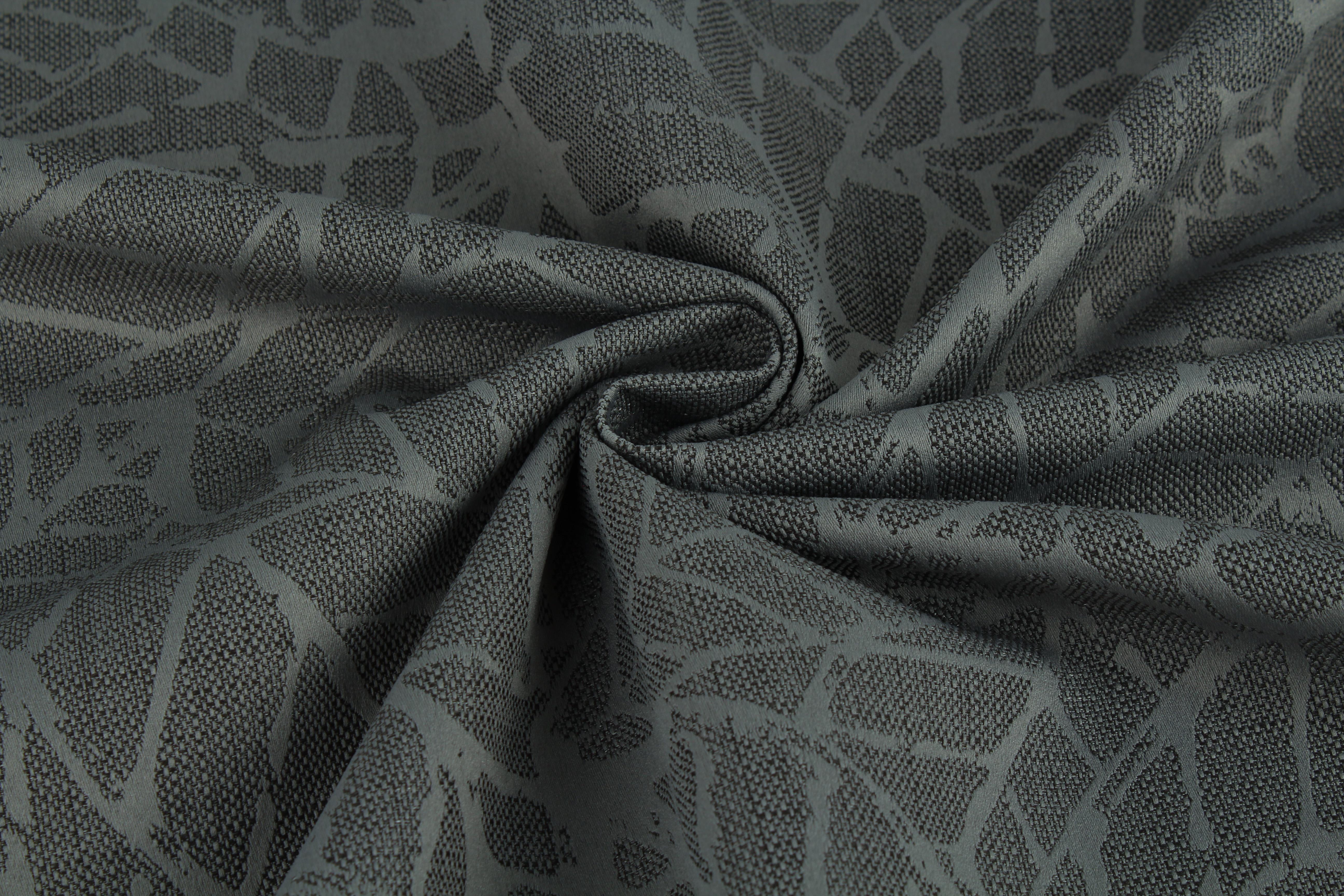 {} TexRepublic Материал Портьерная ткань Bay Leaf Цвет: Серый серый вислоухий котнок цена