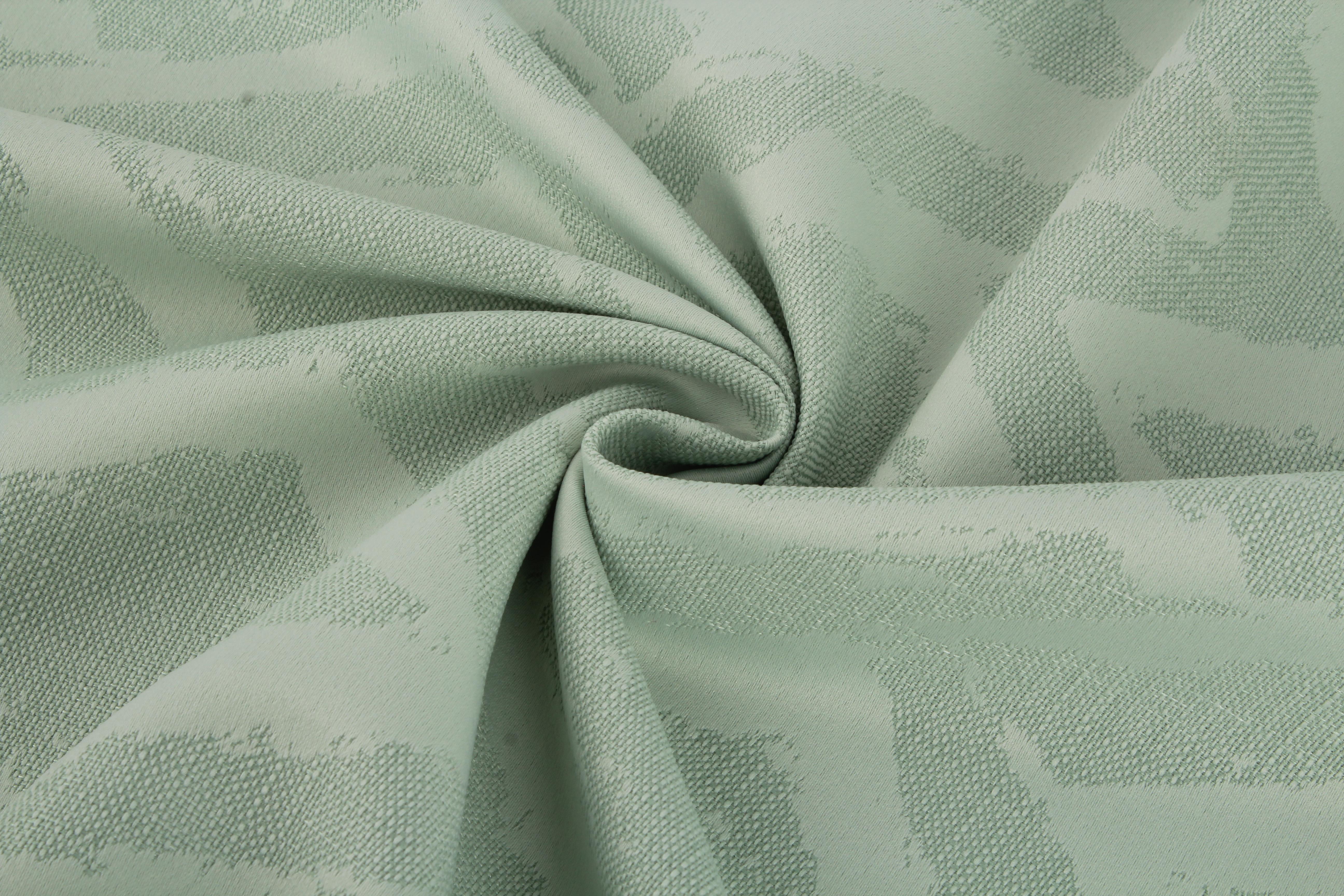 {} TexRepublic Материал Жаккард Rhombuses Цвет: Зеленый