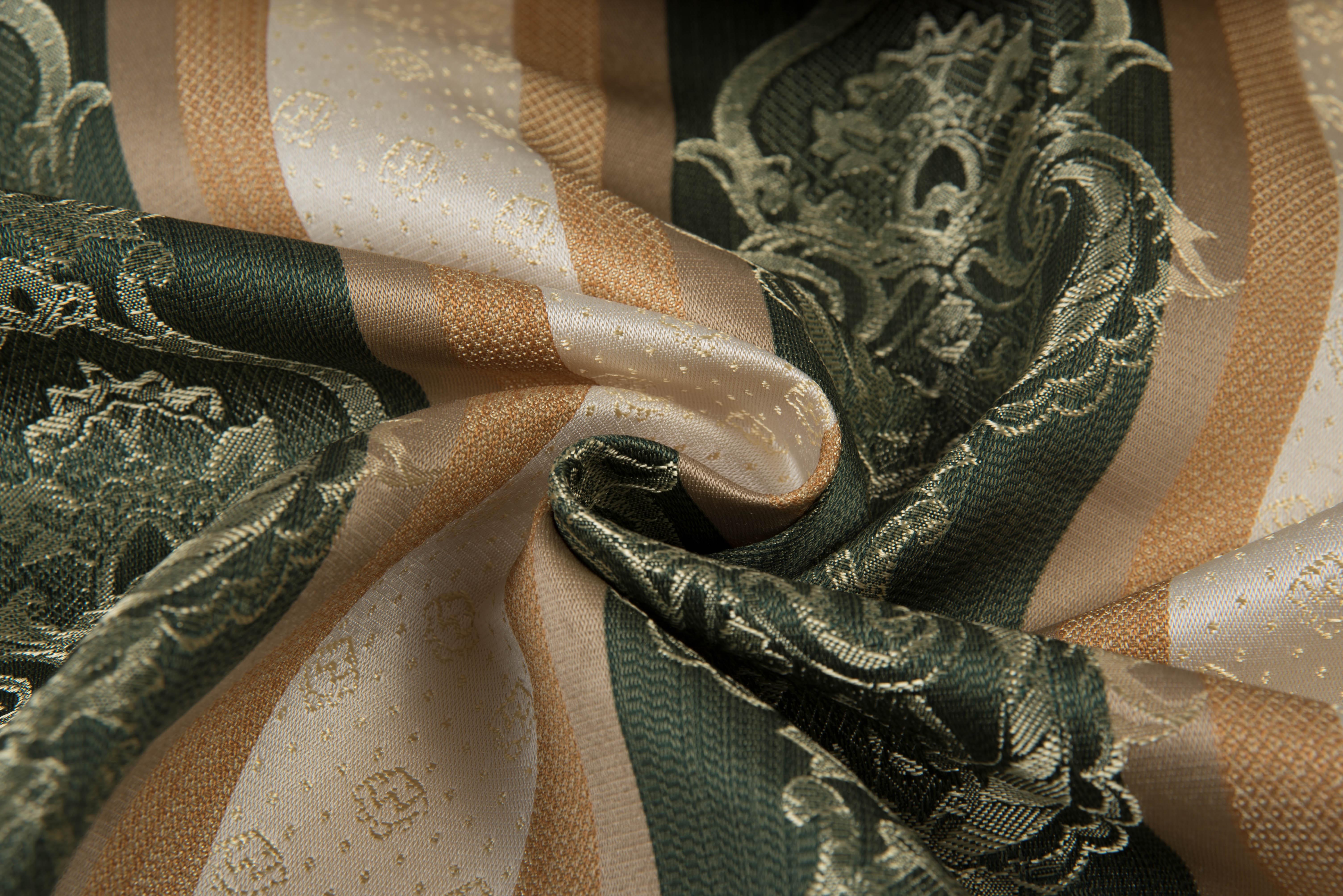 {} TexRepublic Материал Жаккард The Victorian Epoch Цвет: Зеленый victorian america and the civil war
