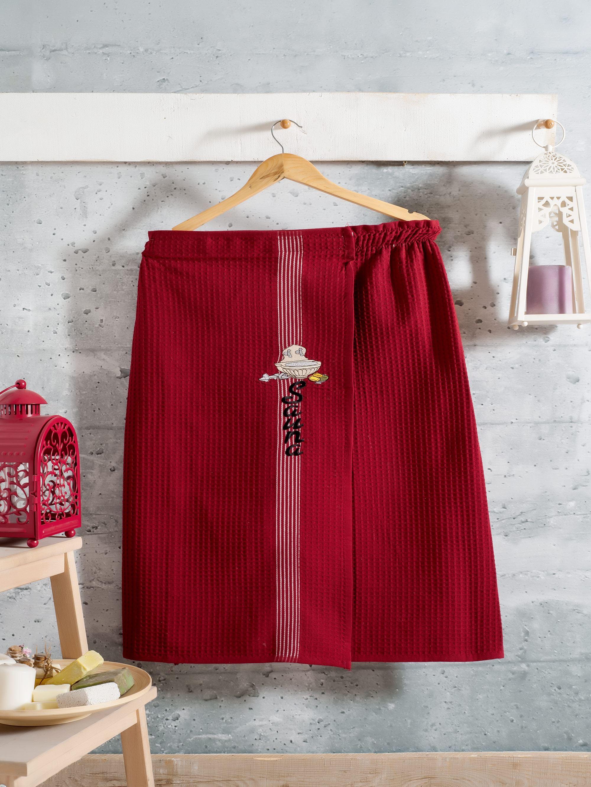 Сауны, бани и оборудование Meteor Набор для сауны Darrel Цвет: Бордовый сауны бани и оборудование valentini набор для сауны flower цвет розовый