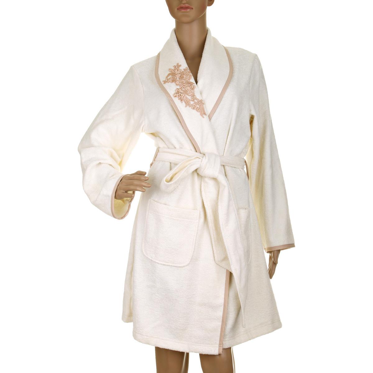 Сауны, бани и оборудование Santalino Халат Kyler (L-xL) сауны бани и оборудование primavelle халат smile цвет персиковый m l