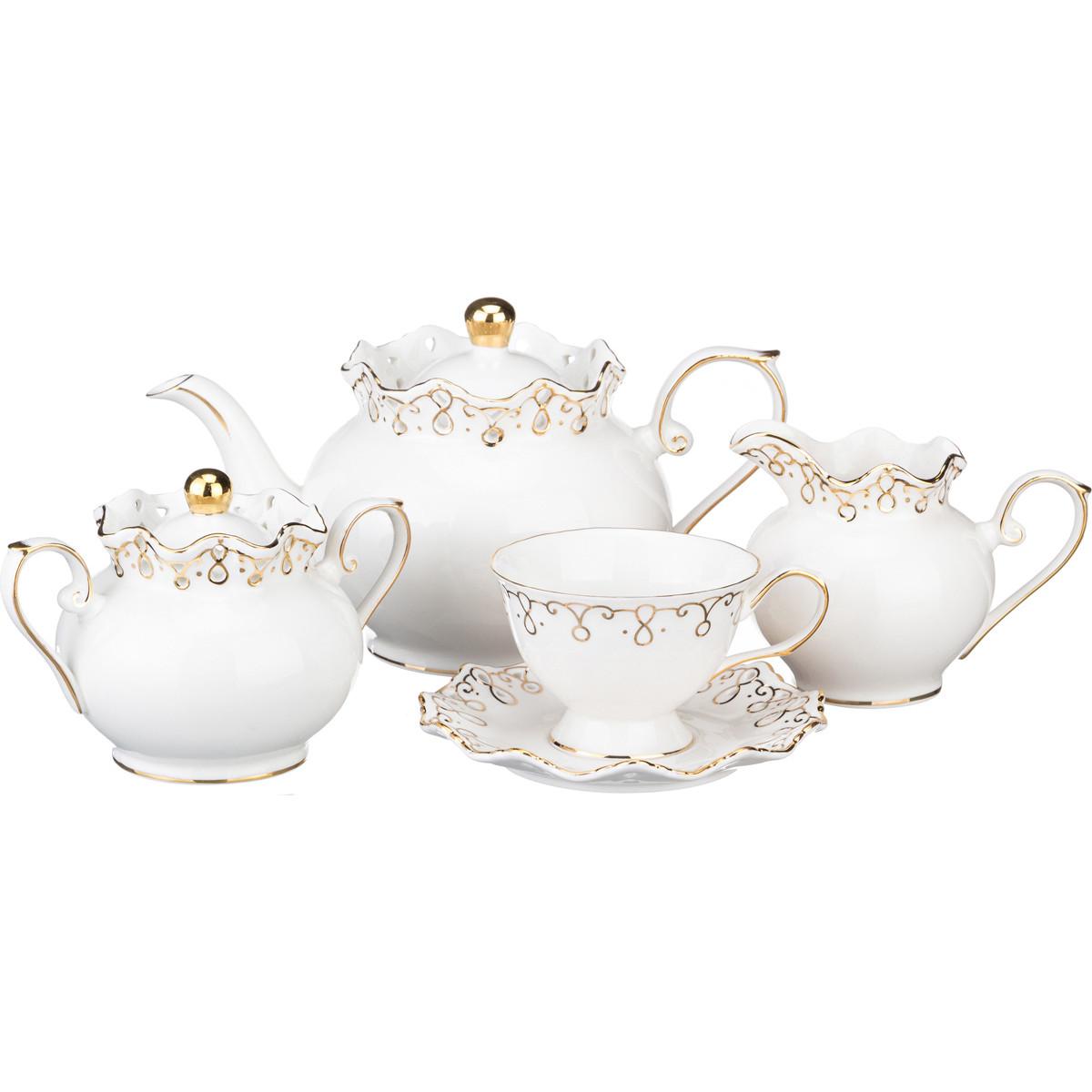 {} Lefard Сервиз Amour (Набор) creative набор для творчества украшаем чайный сервиз
